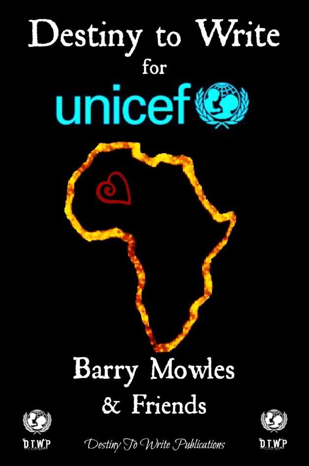 CLICK HERE TO VISIT THE UNICEF FUNDRAISING PAGE