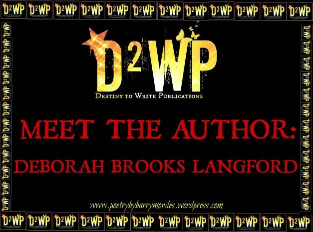 CLICK HERE TO FIND DEBORAH BROOKS LANGFORD ON FACEBOOK